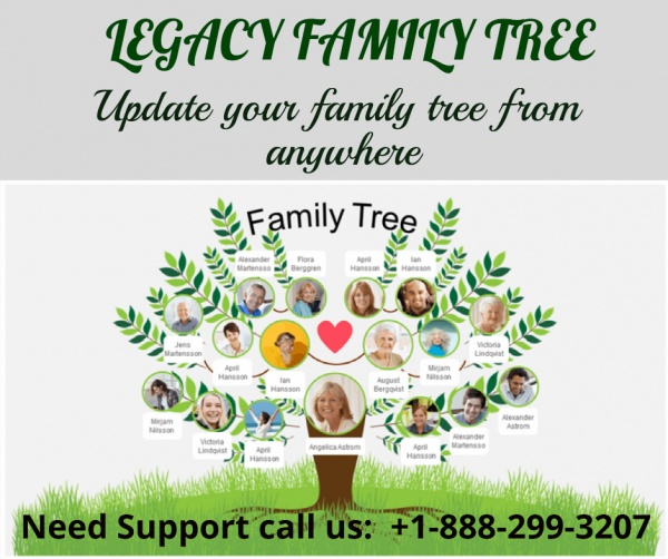 How to Backup and Restore Files in Legacy Family Tree Software