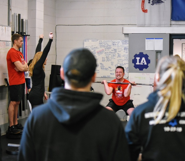 The Premier Crossfit Gym In Pa