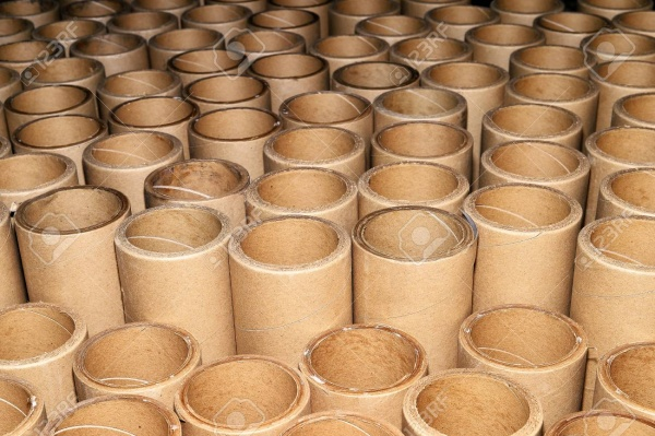 Cardboard Tubes For Packaging Purposes With Reasonable Price & High Quality